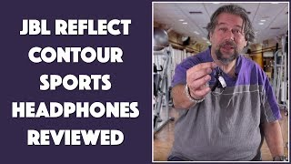 JBL Reflect Contour Sports Headphones - REVIEWED!