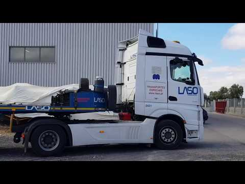 Técnico Solar Boat - LASO Transportes