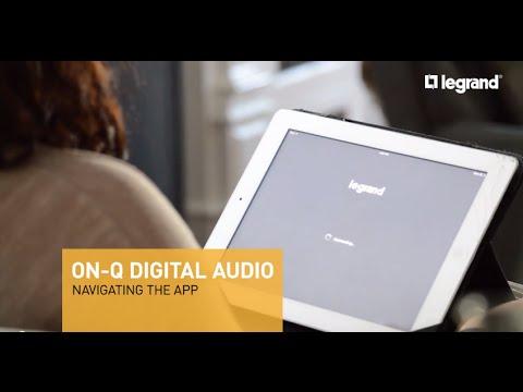On-Q: Navigating The Digital Audio App