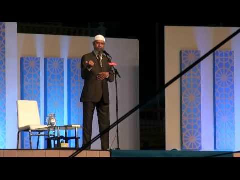 Zakir Naik - Prophet Muhammad (sallallahu alayhi wa sallama) In The World
