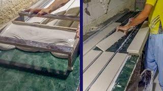 Gypsum /plaster production line | gypsum /plaster moulding production line DIY GYPSUM & GYPSUM BOARD