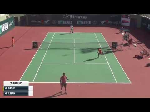 Marsel Ilhan - Mirza Basic (Izmir Cup 2016) Semifinal