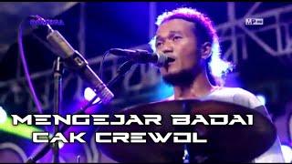 Download SPESIALIS CEK SOUND - CAK CREWOL- MENGEJAR BADAI - OOMEGA