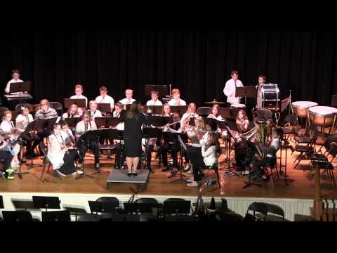 WP 6th Grade Concert Band - March for America - arr Mike Story