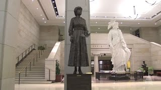 A Capitol Moment: Jeannette Rankin