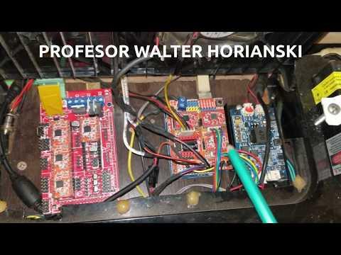 HOMING Y PUNTO CERO. CNC (Control Numérico Computarizado)
