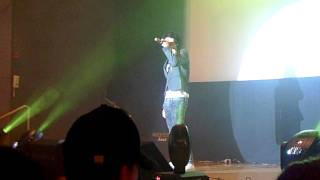 陳柏宇 - 拍一半拖 LIVE @ SHAW SING 2010