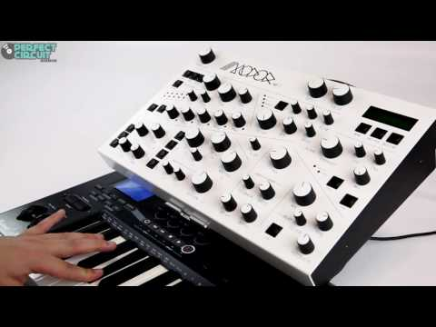 Modor NF-1 Digital Polyphonic Synthesizer Patches