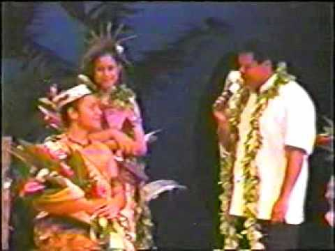 Miss South Pacific 2002-'Crowning'