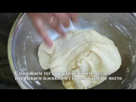 Тесто легкое для пирожков