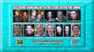 EXCLUSIVE DWTS AFTER THE SHOW H2724