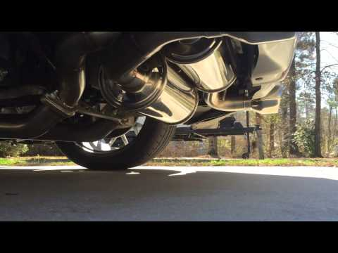 AAM Competition axle-back exhaust- AAM s-line midpipe / hpipe - berks HFC