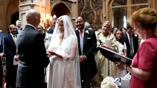 Highclere Castle Wedding Highlights