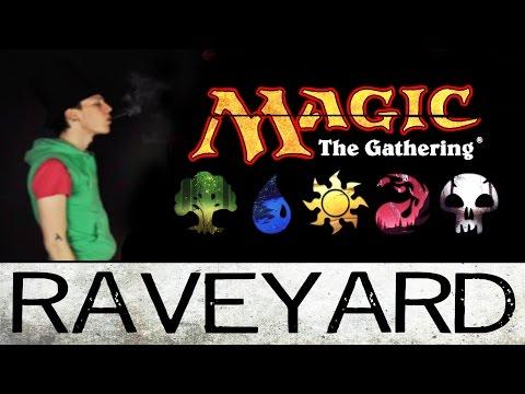 Magic The Gathering Song - Raveyard -  Made by Dan-Elias Brevig.  MTG