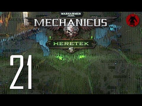 Warhammer 40,000 Mechanicus - Heretek #21