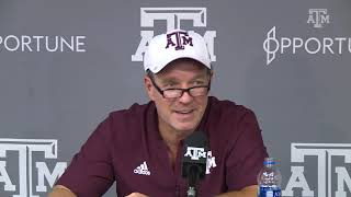 South Carolina Postgame | Jimbo Fisher 10.13.18