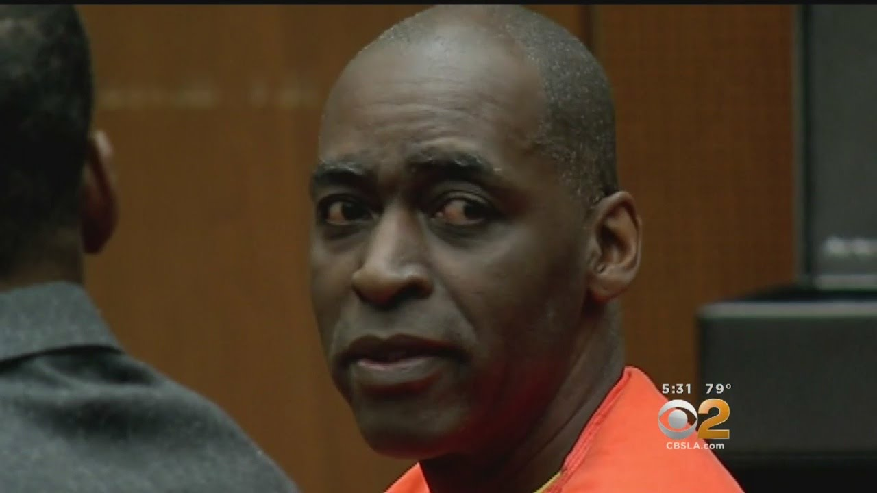 'The Shield' Actor Michael Jace Sentenced To 40 Years To Life For Killing Wife