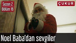 Çukur 2.Sezon 16.Bölüm - Noel Baba'dan Sevgiler