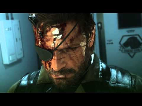 Venom Snake in Outer Heaven