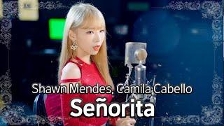[4K]Shawn Mendes, Camila Cabello - Señorita cover.ㅣ예찬하다