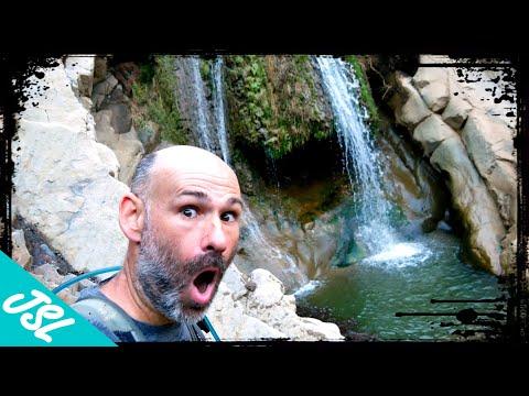 HIDDEN Waterfalls of Ojai - Matilija Falls