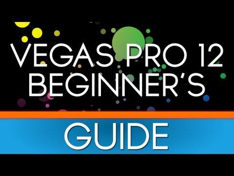 Sony Vegas Pro 13: Beginner
