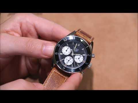 TAG Heuer Autavia Heuer 02 Watch Review | ABlogtoWatch