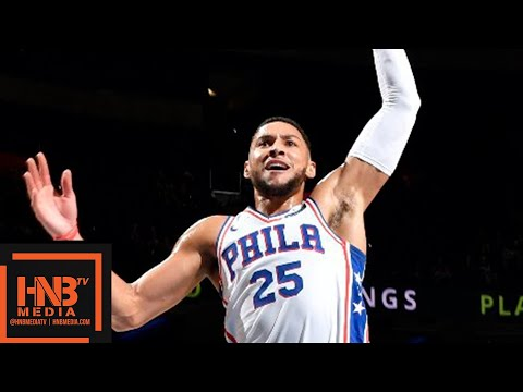 Philadelphia Sixers vs Melbourne United Full Game Highlights | 28.09.2018, NBA Preseason