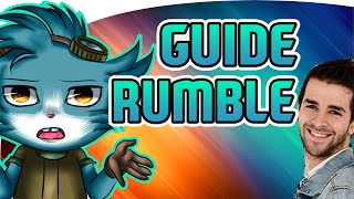 GUIDE RUMBLE TOP ♦ SKYYART On se fait un barbeuk ! Ranked Diamant LoL