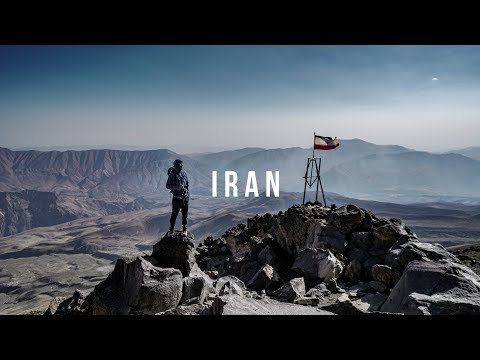 EXPEDITION IRAN // Climbing Mount Damavand 5,671m (Short Film)
