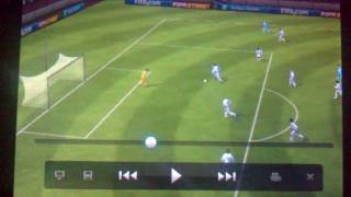 iPod touch Fifa 12 - Lupfer