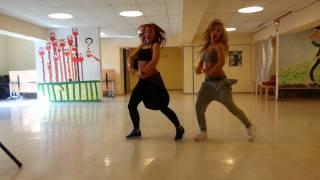Madeline Lemaire ZIN et Gwenn Zumba Chorégraphie ZUMBA FITNESS - Ariana Grande Break Free