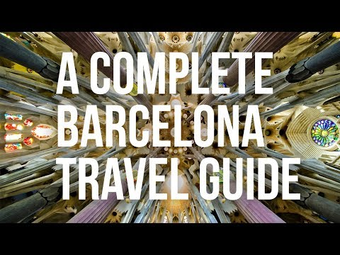 Welcome to Your guide to Barcelona