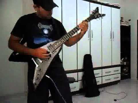 Guitarra Hamer by Slammer Series VK-1 flv