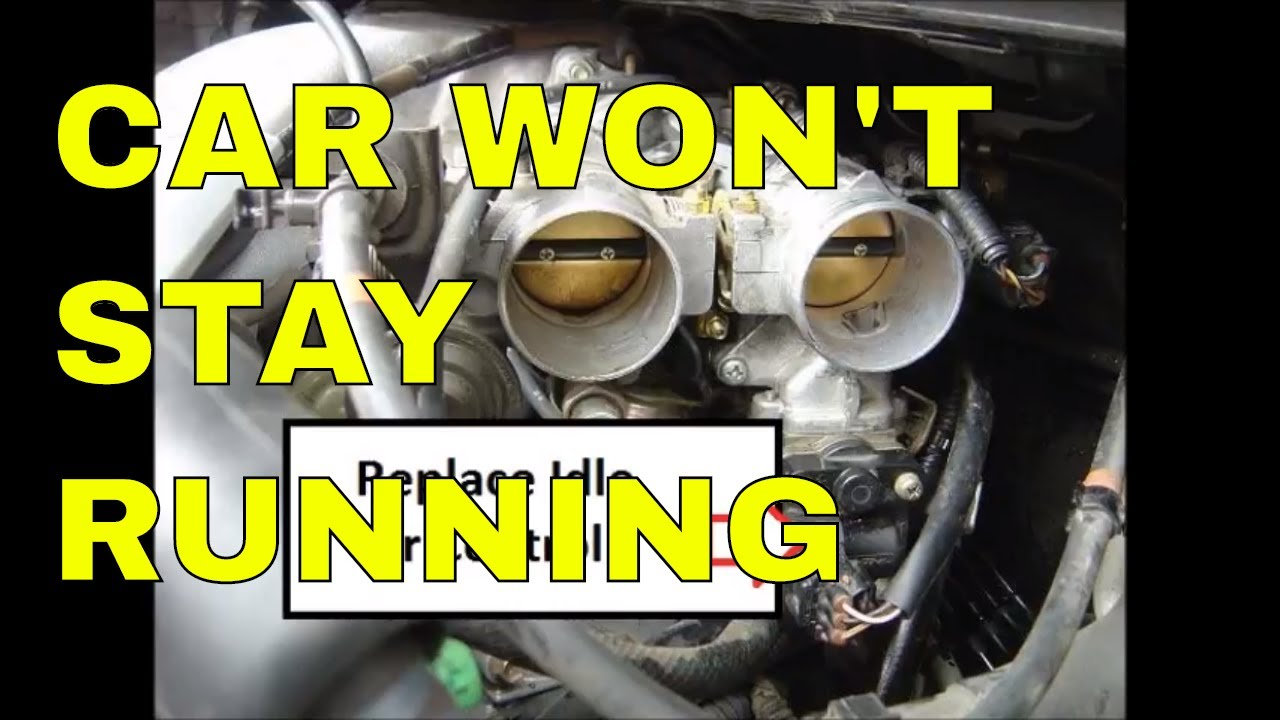 Car Wont Stay Running Unless Foot Is On Gas Youtube 87 Mercury Grand Marquis Fuse Box