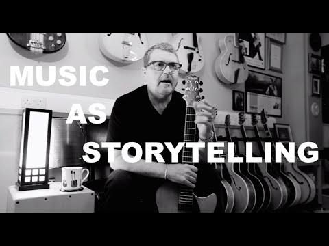 Music as the Art of Storytelling
