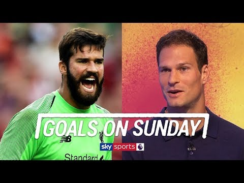 Asmir Begovic on how the role of the goalkeeper has changed | Goals On Sunday