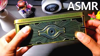 ASMR YUGIOH UNBOXING (No Talking) | 2019 GOLD SARCOPHAGUS