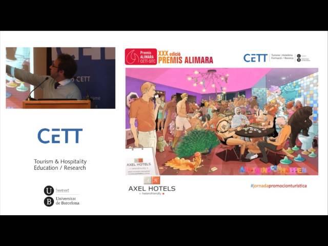 Turismo LGTB: caso estudio. Juan Juliá
