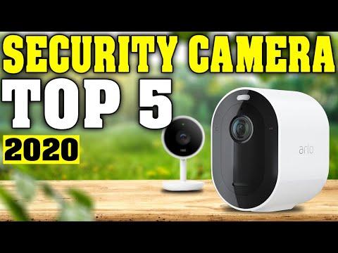 TOP 5: Best Outdoor Security Camera 2020
