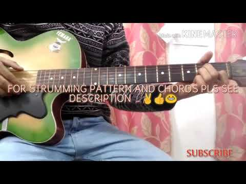 TERA ZIKR | EASY GUITAR TUTORIAL WITH ONLY 3 CHORDS | DARSHAN RAVAL |