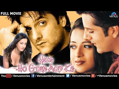 Hum Ho Gaye Aapke | Hindi Movies | Fardeen...