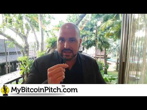 MyBitcoinPitch by Joel Kovshoff (Athena Enterprise Inc)