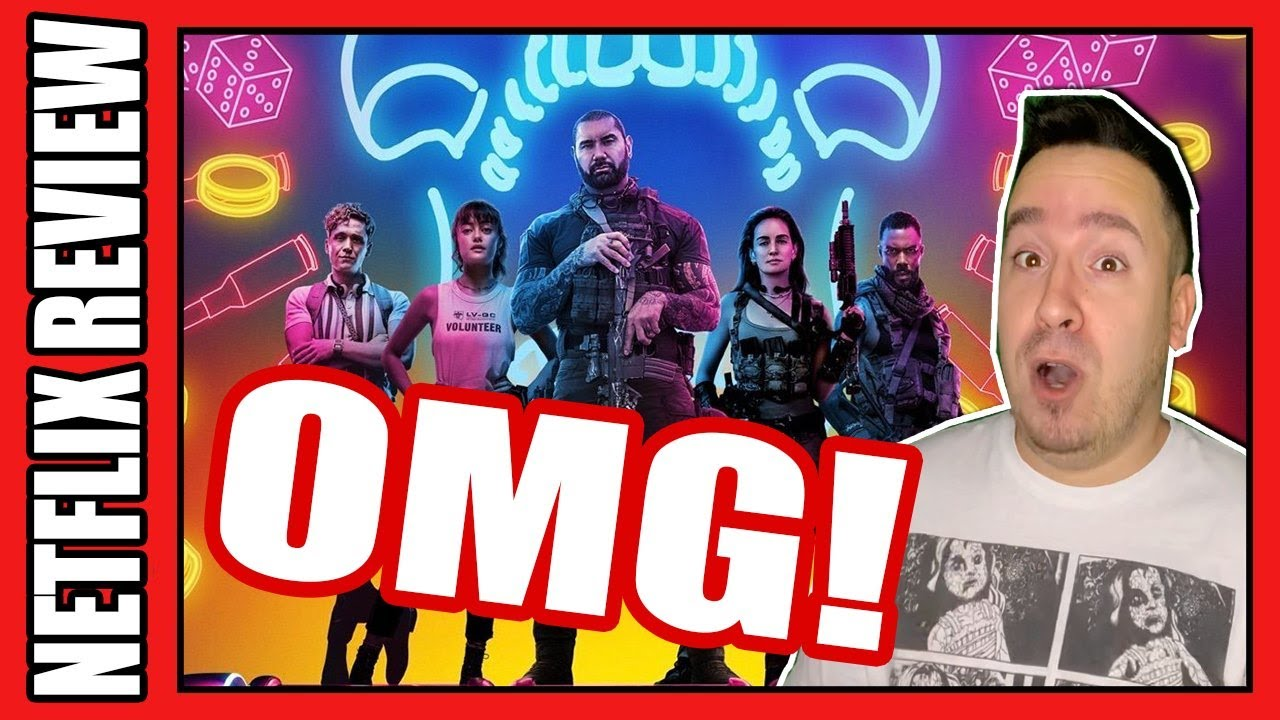 Zack Snyder's ARMY OF THE DEAD Review - Best American Zombie Movie in Decades!