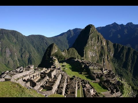 Machu Picchu / Tourism in Peru - History and origin