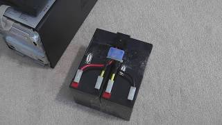UPS Battery Replacement with APC Smart-UPS 750 (Easy DIY)