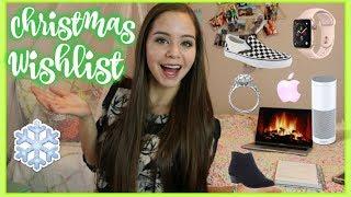 My Christmas Wishlist 2018! Teen Girl Gift Ideas