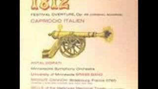 Capriccio Italien/Tchaikovsky,LP/Pt 1 of 2