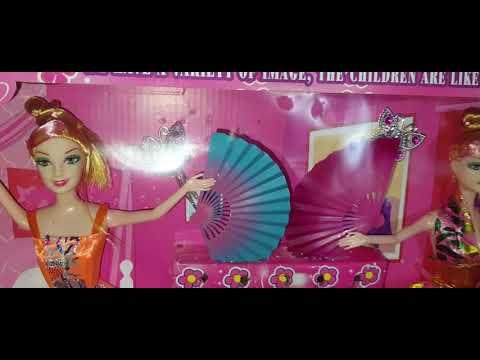 แนะนำบาร์บี้ ตุ๊กตาบาบี้ขายดี ของเล่นเด็กราคาถูก