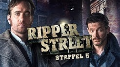 Ripper Street - Staffel 5 - Trailer [HD] Deutsch / German (FSK 12)